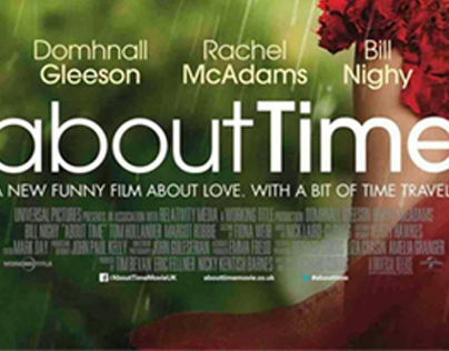 """About Time"" Design Work Cameo"
