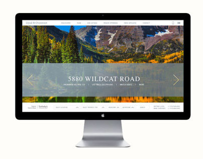 Lloyd & Overstreet Website, Winner 2014 Web Award