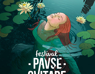 Affiches Festival Pause Guitare