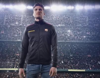 FC Barcelona Jacket (2014)