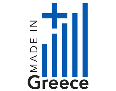 """Made in Greece"" logo - my 2 proposals."
