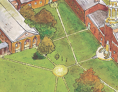 Yale Divinity School Campus