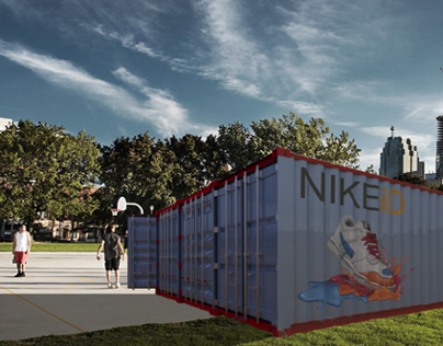 NikeTEAMiD, A NEW CONCEPT FOR NIKE