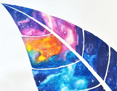 Universe Leaf