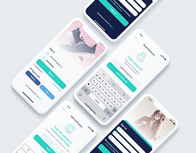 Kenakata - eCommerce Mobile App UI Kit #2