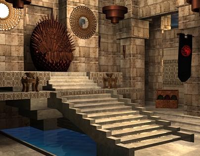 Environment Daenerys Targaryen