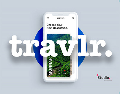 travlr. An interactive travel Application