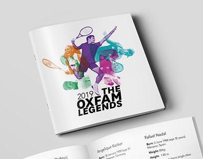 Oxfam Legends