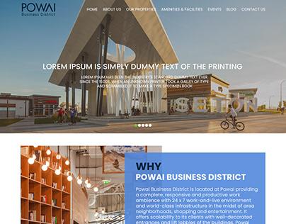 Powai Business District