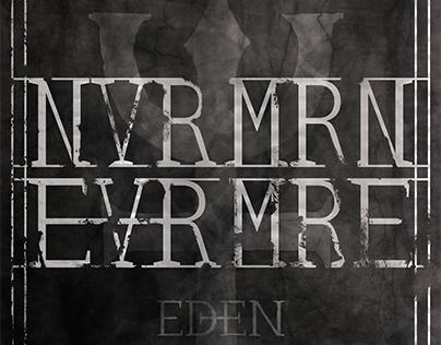 EDEN - NVRMRN Album Cover