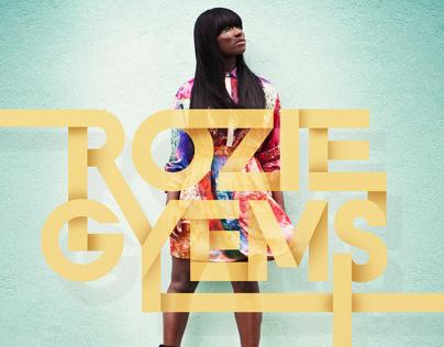 Rozie Gyems logotype