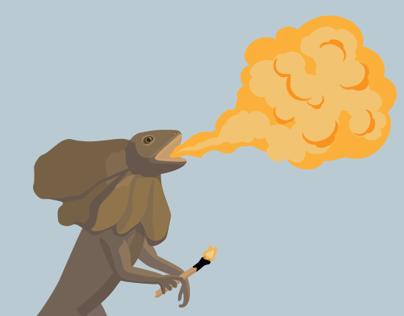 Illustration Friday: Spark