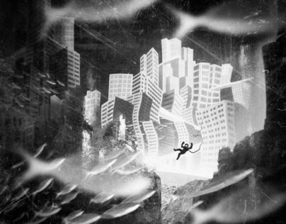 Sogni, memorie e incubi dalla metropoli