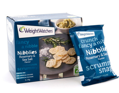 Photography for the Weight Watchers product store