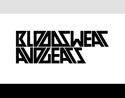 Custom Typography 2003-2008