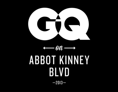 GQ on Abbot Kinney BLVD