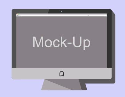 Monitor Mock-up