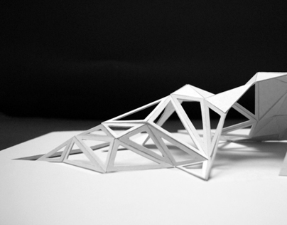 Exhibition Space Concept
