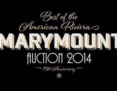 Marymount 2014 School Auction