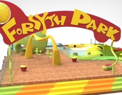 Forsyth Park Playground