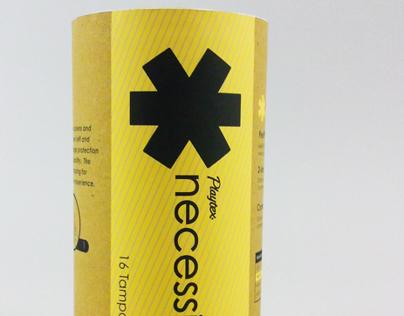 Re-Brand: Playtex Necessity
