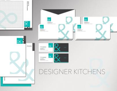 DK&M | Designer Kitchens & More Branding