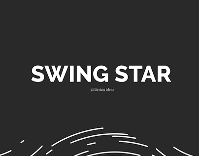Swing Star Logotype