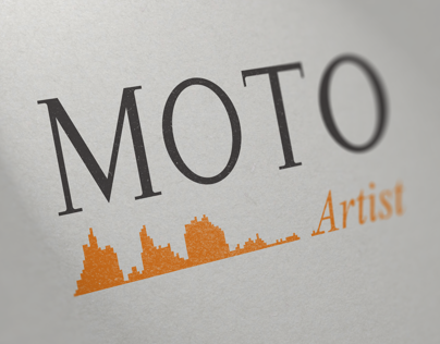 Moto Artist Logo