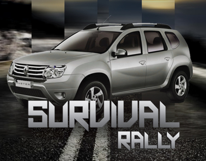 Renault Duster Rally