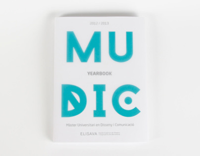 MUDiC - Yearbook 12/13