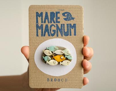 Maremagnum: sea creatures. Season 1