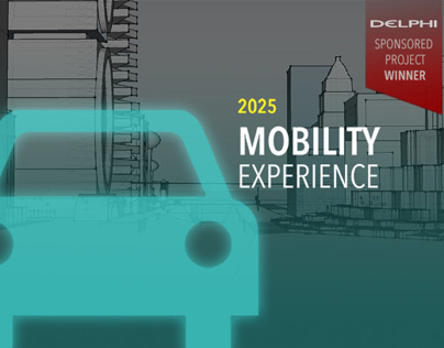future mobility experience design