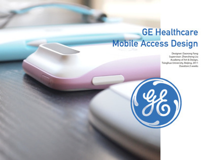 GE HEALTHCARE MOBILE ACCESS DESIGN