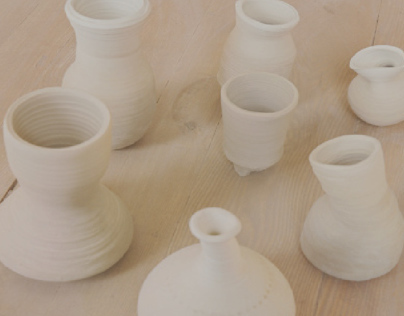 Migrated vases