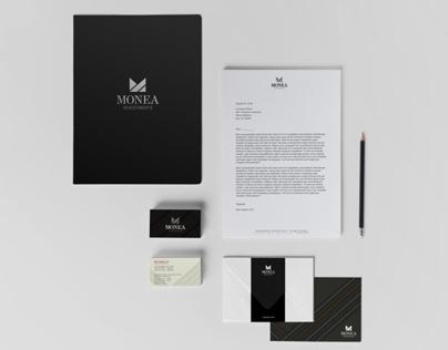 Monea Investments Identity