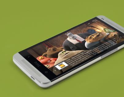 Drifta app for Android