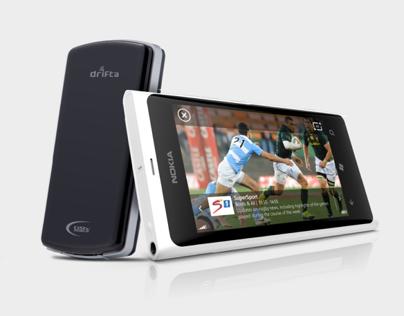 Drifta for Windows Phone