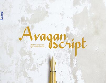 Avagan Script Font