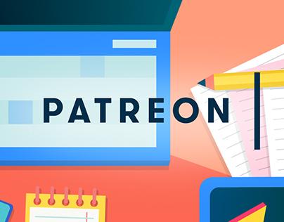 Patreon / Rebrand