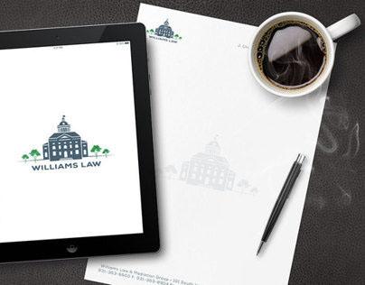 Identity Design For TN Law Firm