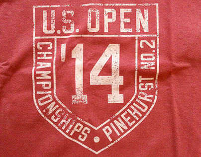 T-Shirt & Headwear Concepts - U.S. Open