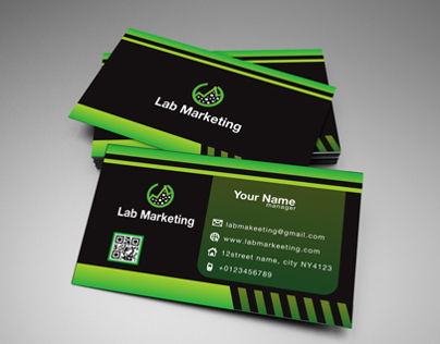 Lab Business Card