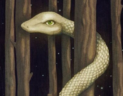 Forest Snake artwork