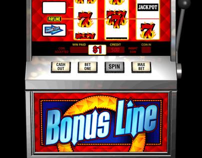 Various Slot Game Logos