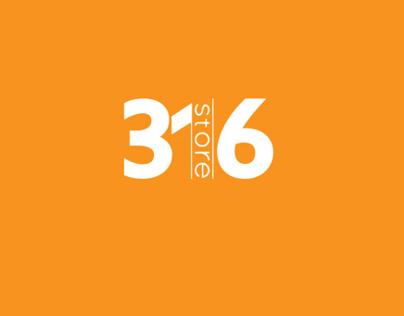 Logo for Store316
