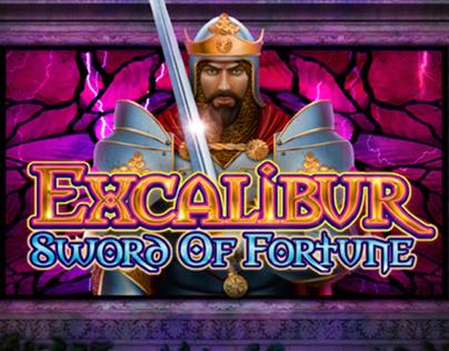 Excalibur: Sword Of Fortune  Slot Game