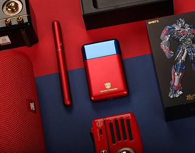 Transformers & SMATE Portable Shaver