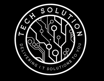 Tech Solution Branding