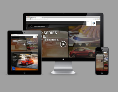 BMW 2 series Launch Campaign Pitch