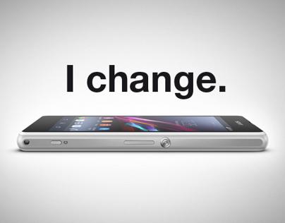 Advertising | Sony Xperia Z1